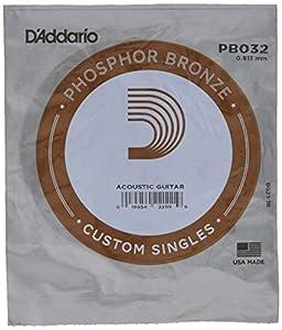 Cuerdas para la guitarra acústica Están hechas de fósforo y bronce Proporcionan un sonido cálido y claro Permiten una presión optima en el arco