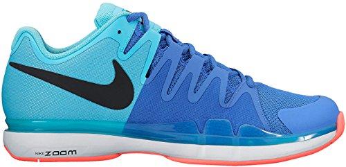 Chaussure Nike Zoom Vapor 9.5 Tour Junior Bleu Spring 2017