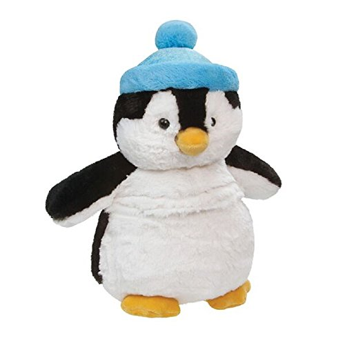 Aroma Home Wärmekissen, Modell Pinguin, mikrowellengeeignet, Lavendelduft