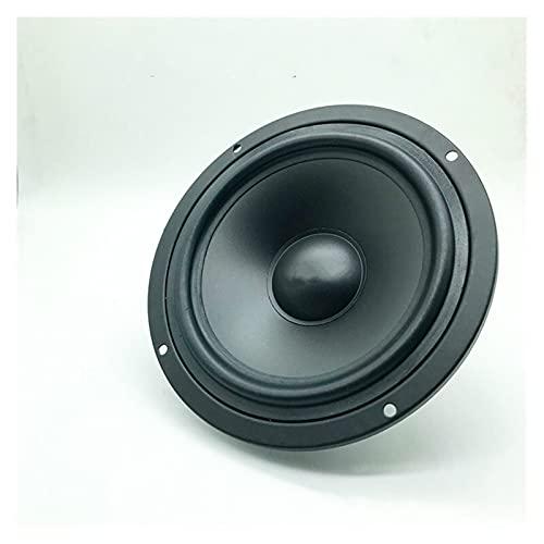 Argerrant 1 unids 5 Pulgadas MidRange Woofer Speaker Driver 4 8 Ohm 60W Altavoz de Sonido Altavoz de la casa Edge de Goma PP Basin Audio Altavoz (tamaño : 8 Ohm Speaker)