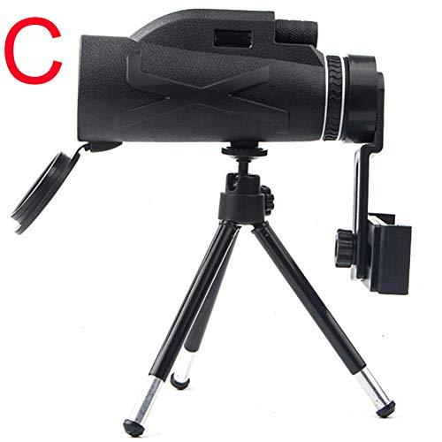 Yippel 80X100 Zooms Monoculair Draagbaar Prisme High-Definition Optische Mobiele Telefoon Telescoop