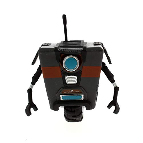 Funko 7477 Borderlands Claptrap - Figura Decorativa de Vinilo, Color Negro