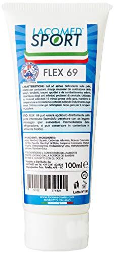 Lacomed Lacomed flex 69 tubo 100ml gel rinfrescante