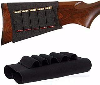 XFC-QGD、 ハンティングショットガンカートリッジベルトエアガンタクティカル5ショットガンシェル12 / 20GA弾薬帯ゲージ弾薬ホルダー軍事銃アクセサリー