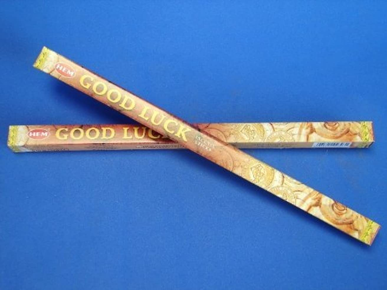 振り子広大なマウンド4 Boxes of HEM Good Luck Incenses