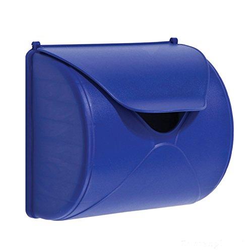 Gartenpirat Briefkasten für Kinder Spiel-Briefkasten blau