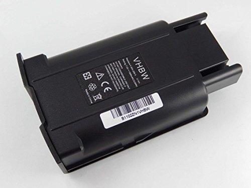 vhbw Batería Li-Ion 1500mAh (7.2V) para escoba eléctrica Windsor/Kärcher Cordless Floor Sweeper...