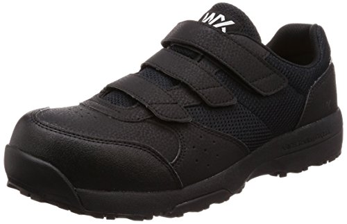 [アシックス商事 テクシーワークス] 安全靴 プロテクティブスニーカー WX-0002 ブラック 30 cm 3E