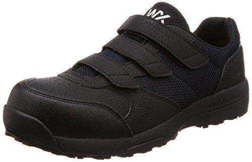 [アシックス商事 テクシーワークス] 安全靴 プロテクティブスニーカー WX-0002 ブラック 29 cm 3E