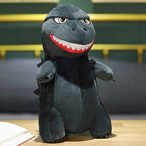 wwwl Stofftier 25cm Plüschtier Spielzeug Gefülltes Spielzeug Godzilla Plüsch Dinosaurier Puppen Für Kinder Geschenk