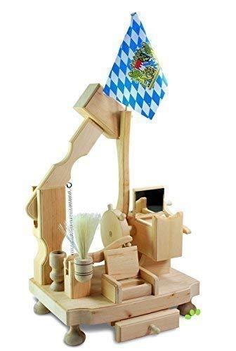 Pfiffig-Wohnen Original bayerische Schnupfmaschine