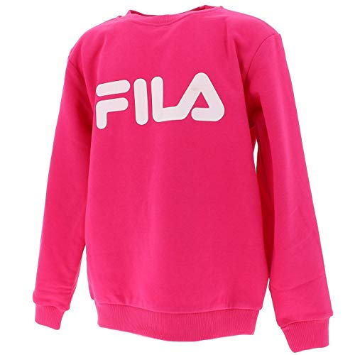 Fila Classic Logo Crew Sweat Kids, Sudadera