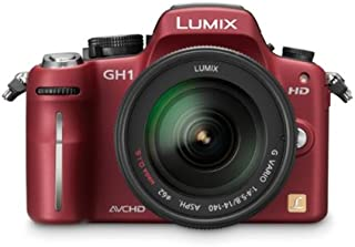 Panasonic Lumix DMC-GH1K + G VARIO HD 14-140mm