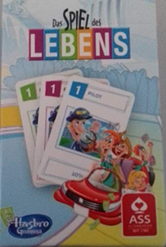 Rewe 2018 Kartenspiel Das Spiel des Lebens Pocket Version