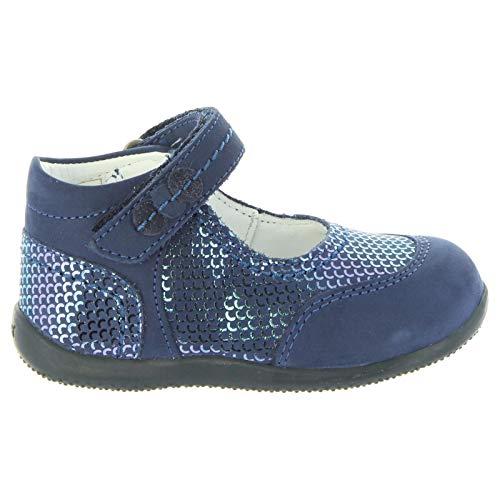 Kickers Schuhe für Junge 608150-10 BARIELLE 10 Marine Schuhgröße 19