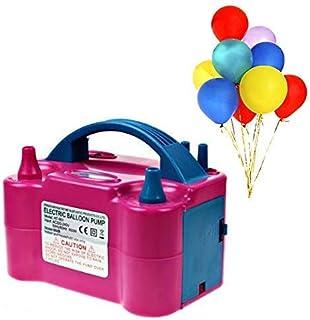 Gearmax® 600w de la Bomba de Aire Eléctrica Eléctricas con Balón Para Inflar con dos Toberas de Aire del Ventilador Portátil