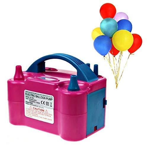 Gearmax® Pompa a palloncino gonfiabile È un buon assistente per Feste Natale Compleanno Cerimonia cerimonia di nozze