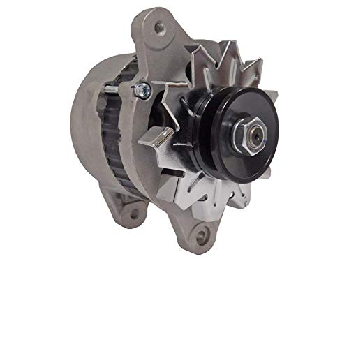 New Alternator For Case Agricultural Tractor 234 235 244 245 254 255 K3 Mitsubishi Diesel 265 Offset 3-78 275 3-91 R0291215, 1273116C91, A001T22074, AH2035M, AH2035M4, MD017635, MD017645, 43-0390