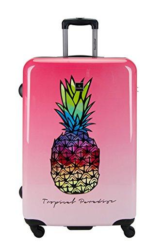 Saxoline Gradient Pineapple Koffer, 77 cm, Printed