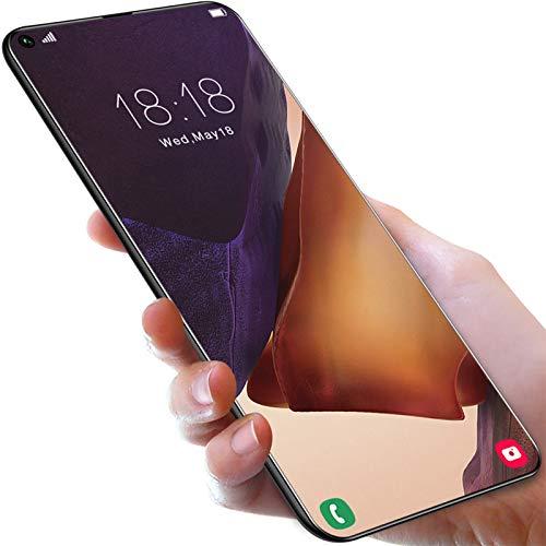 Lenove Note25U Smartphone con Pantalla de 7,2 Pulgadas, 512GB +12GB RAM(SD 128GB),Teléfono Móvil Libres 5G Dual SIM, Batería de 5800mAh, Huella Digital/Face ID
