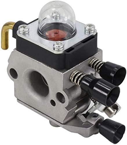 Carburador Carb para Cortador de Cepillo STIHL FS38 FS45 FS46 FS55 FS74 FS75 FS76 FS80 FS85 Cortadora de césped Recambios para cortadora de césped Well