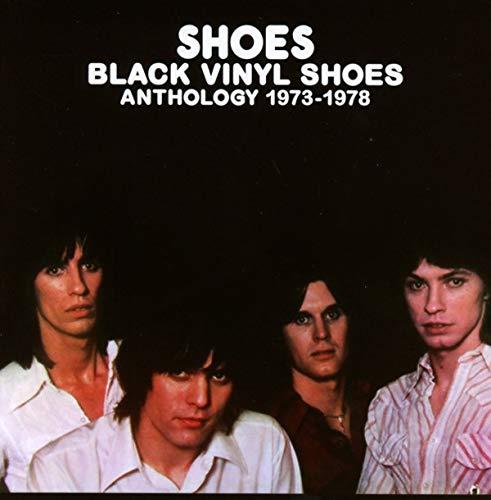 Black Vinyl Shoes. Anthology 1973-1978