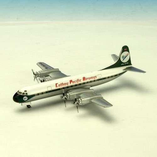 1 400 L188 Cathay Pacific Airways Electra VR-HFO (japan import)