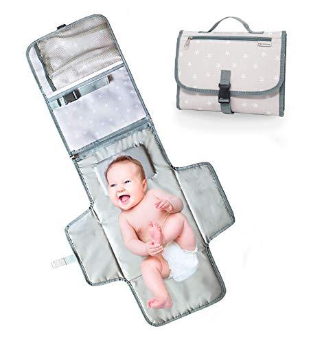 Manna – Cambiador portátil y plegable para bebé