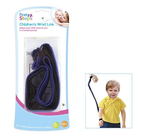 First Steps Harnais de sécurité réglable pour enfants/enfants Emballage original