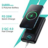 Zoom IMG-1 dywill power bank 25w pd3