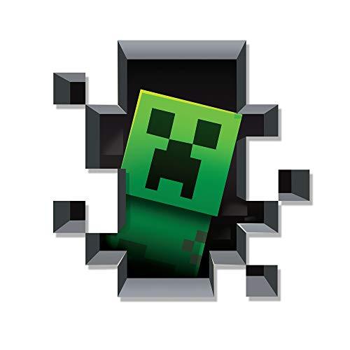 Minecraft Wandaufkleber 3er-Pack Creatures