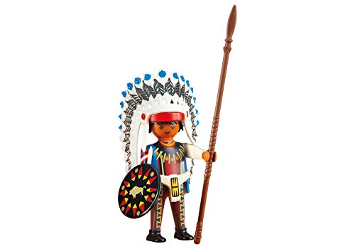 Playmobil 6271 add-on Native American Jefe II Jap?n