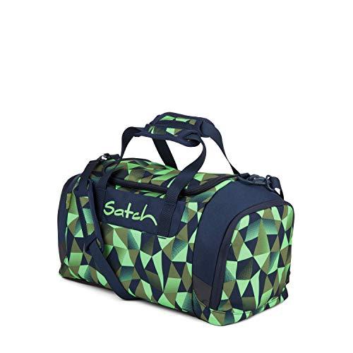 Satch Sporttasche Fresh Crush, 25l, Schuhfach, gepolsterte Schultergurte, Blau
