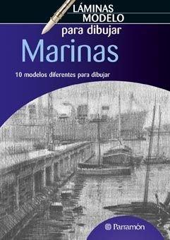 Láminas modelo para dibujar marinas
