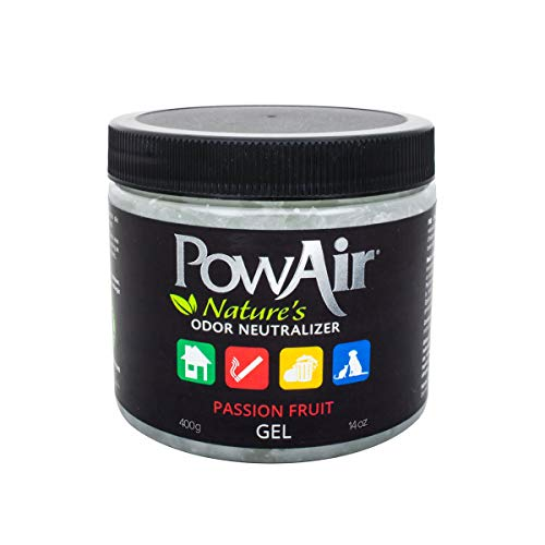 PowAir Gel 500ml je 500ml Neutralisierer für Ambiente in Gelparfümierung Passion Fruit
