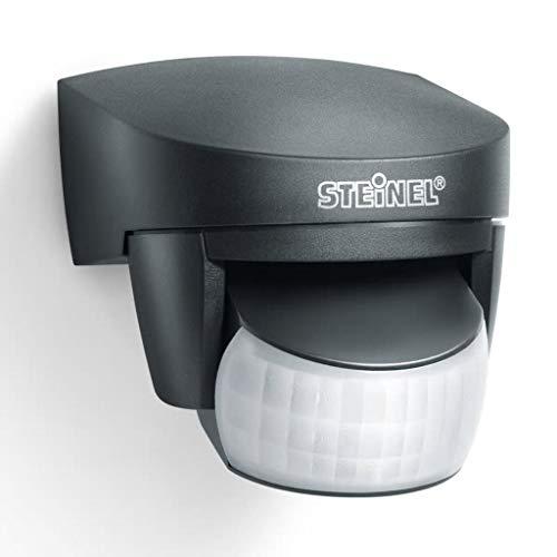 vidaXL Steinel Detector de Movimiento Infrarrojo IS 140-2 Negro