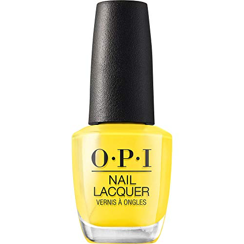 OPI Nail Lacquer, Exotic Birds Do Not Tweet