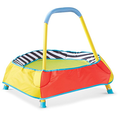 Kid Active Childrens Toddler Indoor Trampoline