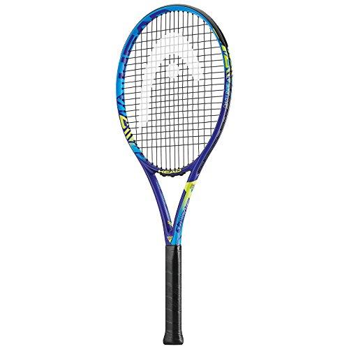Head Challenge Lite-Racchetta da Tennis, Grip 3, Colore: Blu