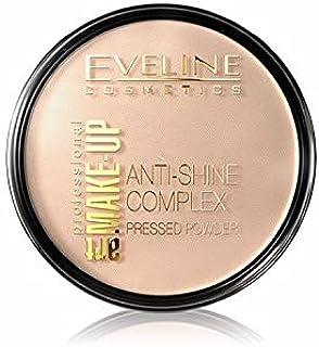 Eveline - La Luxe Press Powder Transparent No,31