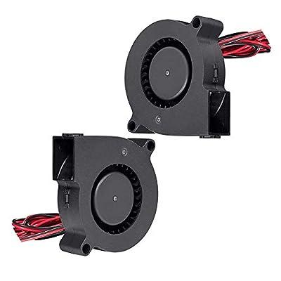 5015 Fan 24V 50x50x15mm DC Cooling Fan Blower Fan 3D Printer Extruder Parts