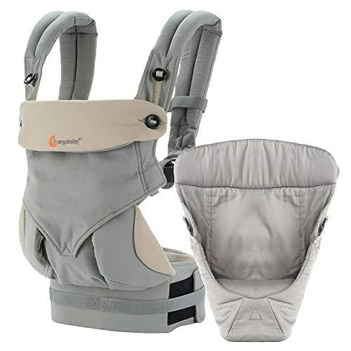 2. Ergobaby Easy Snug - Práctica y segura