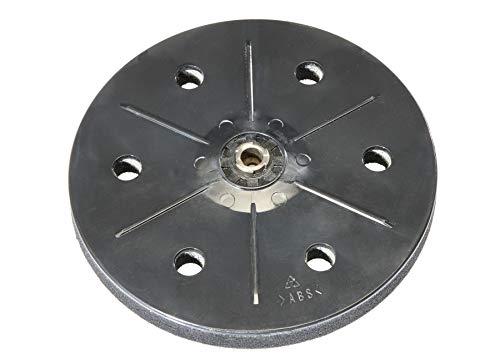 Repuesto de disco de lija de velcro, lijadora de pared de cuello largo, lijadora de techo, lijadora de construcción, jirafa, con velcro, diámetro de 225 mm (Dedra DED7765 y DED7766)