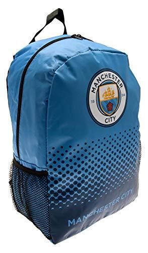 Manchester City FC 2415Unisex Adult Rucksack, Multicoloured