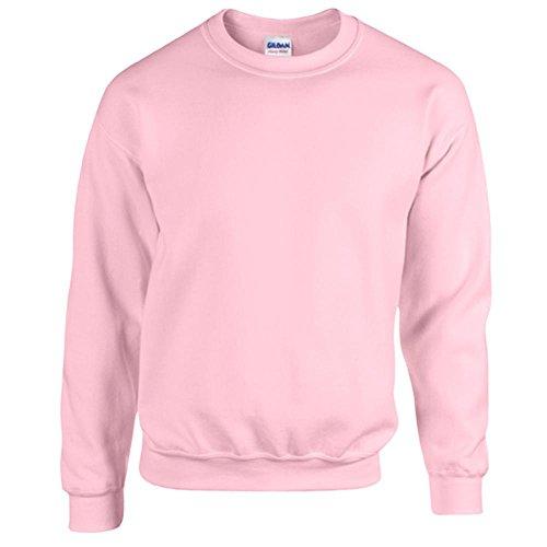 Gildan - Heavy Blend Sweatshirt - S, M, L, XL, XXL, 3XL, 4XL, 5XL /Light Pink, M