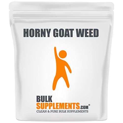 Bulksupplements Horny Goat Weed Powder (500 Grams)