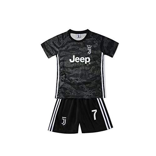 PAOFU-Juventus F.C. CR7 kinderen voetbal shirt fans tiener voetbal wedstrijd pak