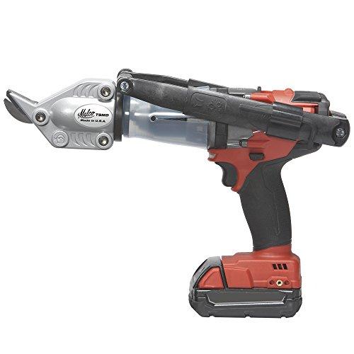 Malco TSMD Double-Cut TurboShear Drill Attachment