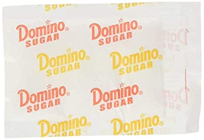 Domino Sugar Packets, 500Count, Restaurant Quality