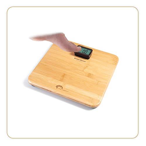 Little Balance Kinetic Premium Bambou Zen - Báscula personal
